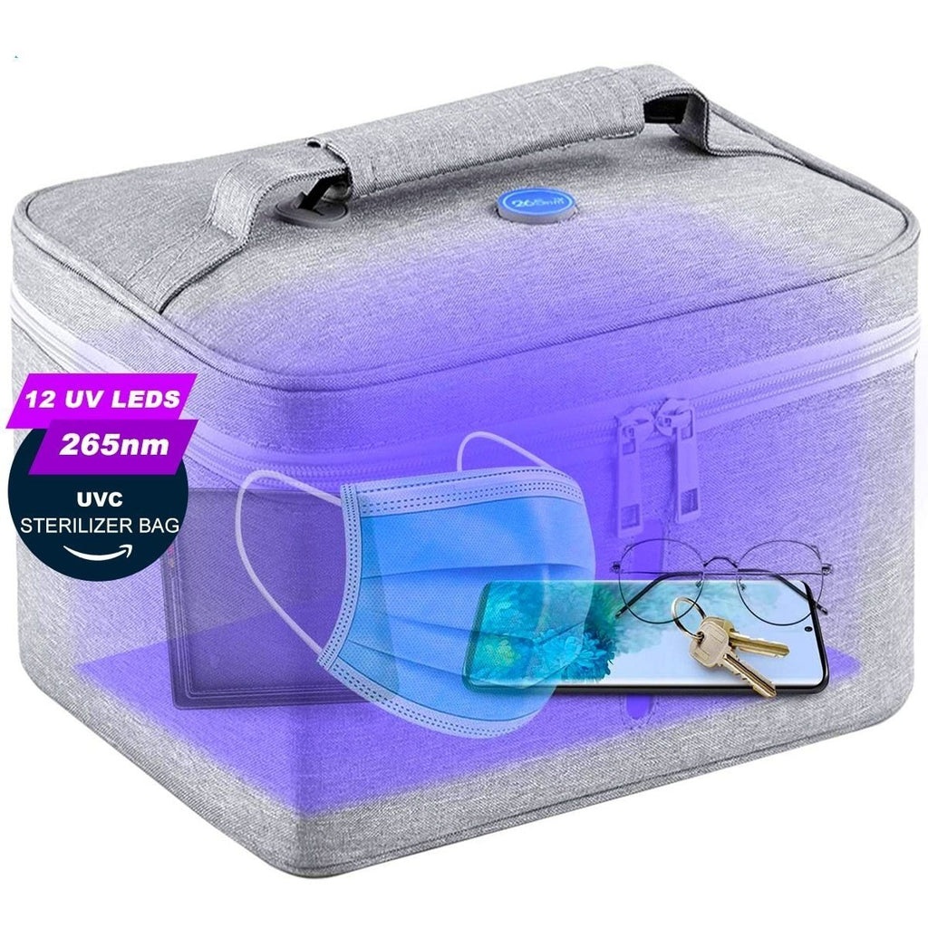 UV Sterilizer Portable Bag for Baby Bottle LED Sterilization Anti-Bacterial Rate 99% Portable Sanitizer Disinfect Light - Buy Babby