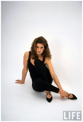 Cindy Crawford Covershoot for Time Magazine