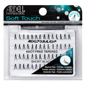 Soft touch individuals. Short knot-free