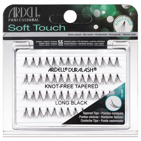 Soft touch individuals. Long knot-free