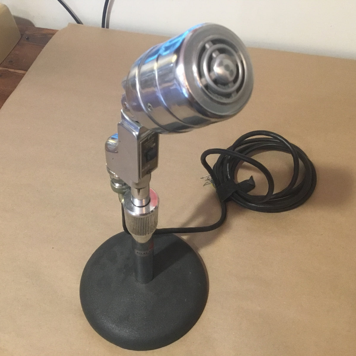 1950's Stromberg Carlson MD-37AS Microphone
