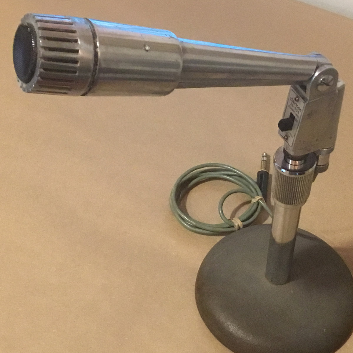 Claricon 38-504 Dynamic Microphone