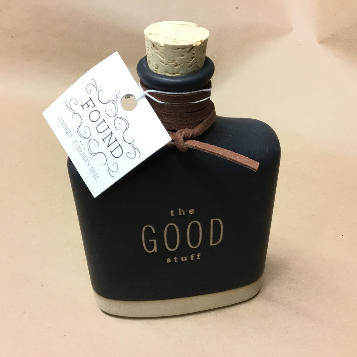 The Good Stuff Flask