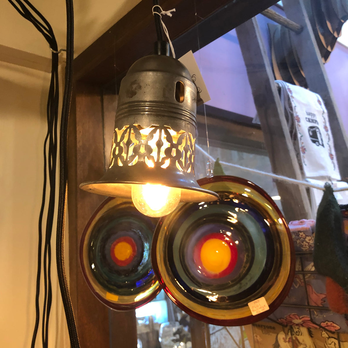 Small Vintage Light