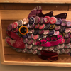 Moore Family Folk Art Small Bottle Cap Fish