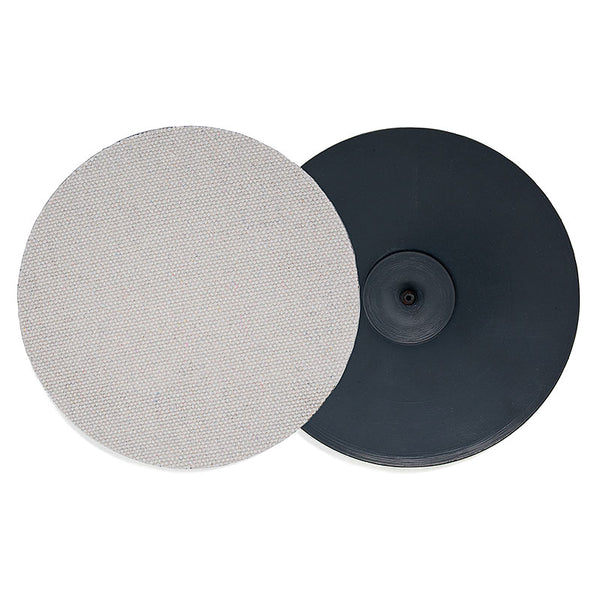canvas polishing pad