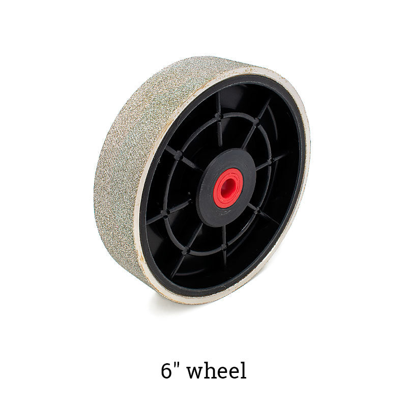 diamond textured grinding wheels