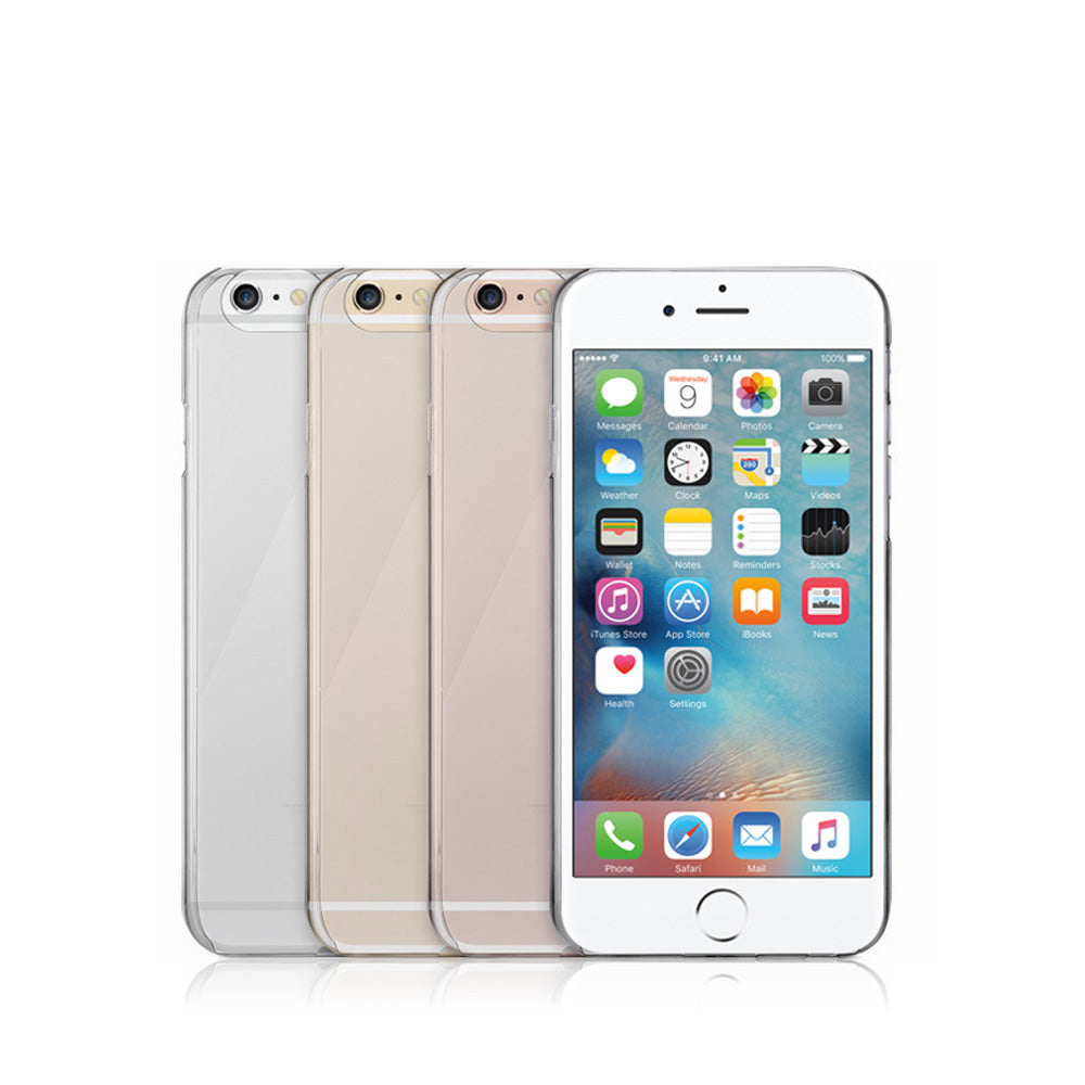 Clear Snap-on Cover for iPhone 6/6s