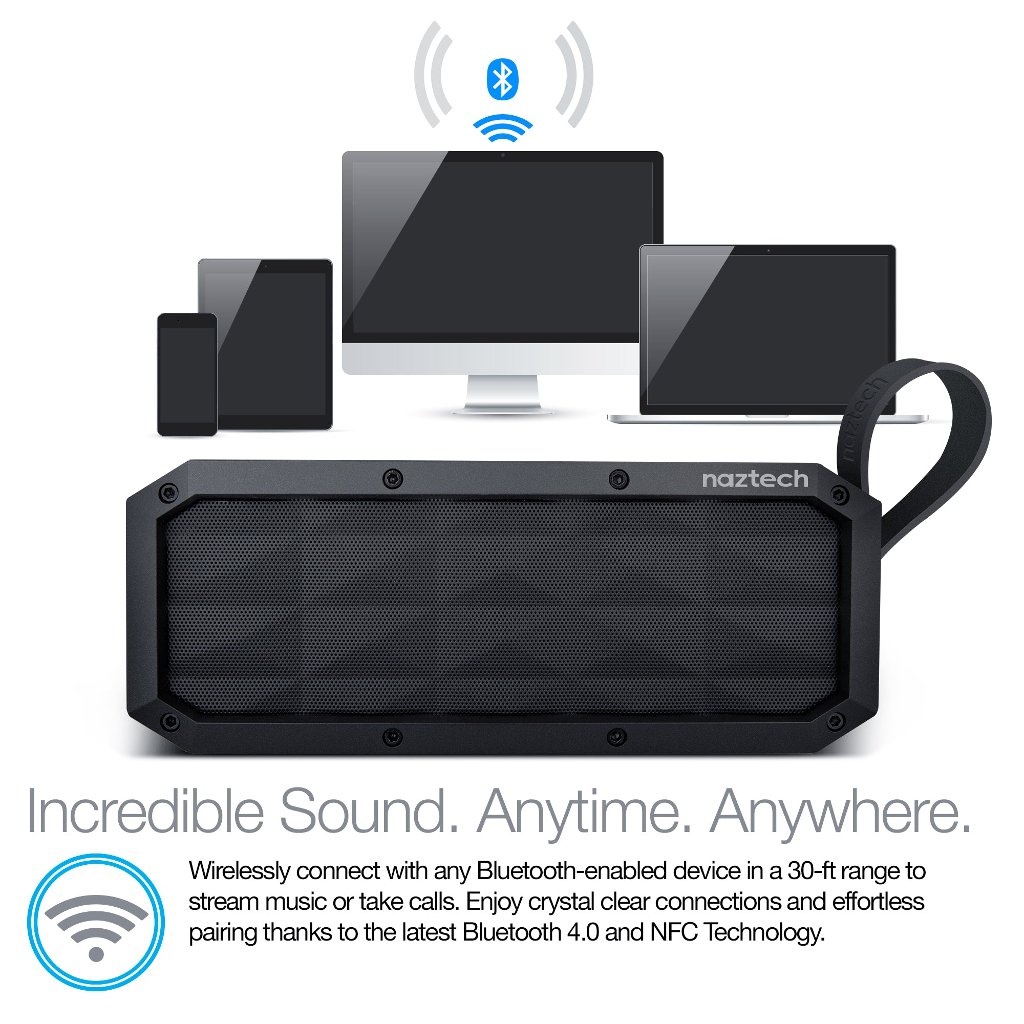SoundBrick Wireless Speaker