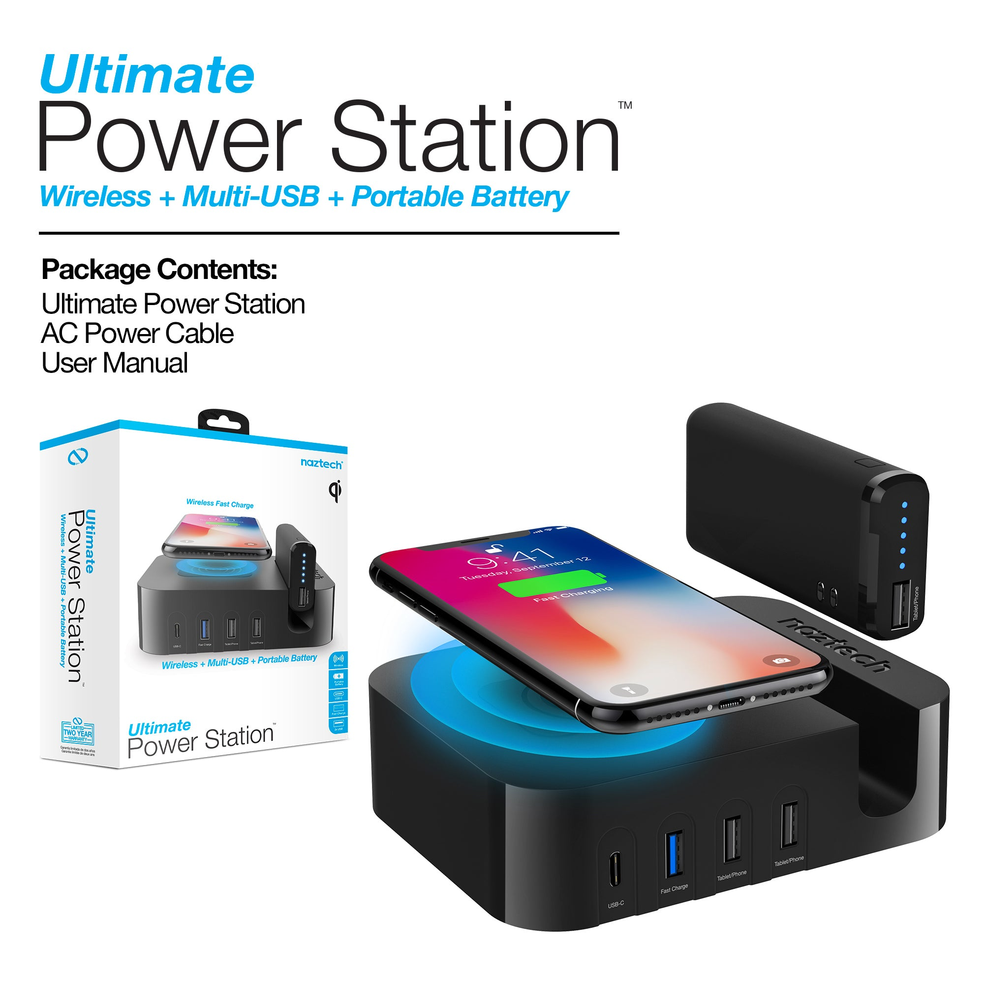 Ultimate Power Station