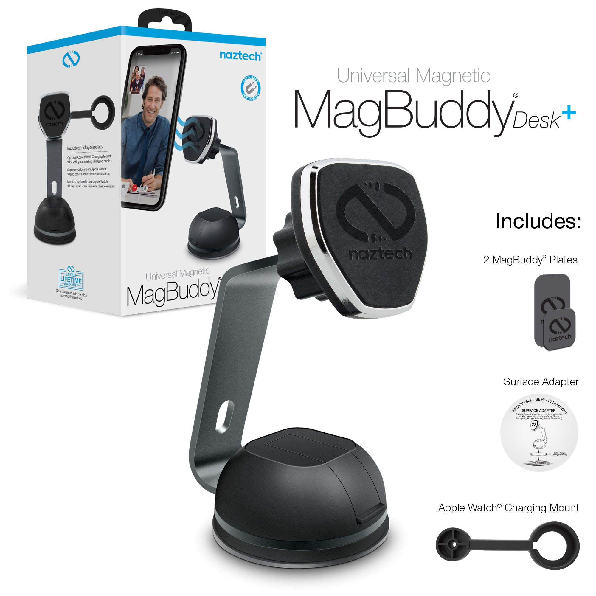 MagBuddy Desk+ Mount