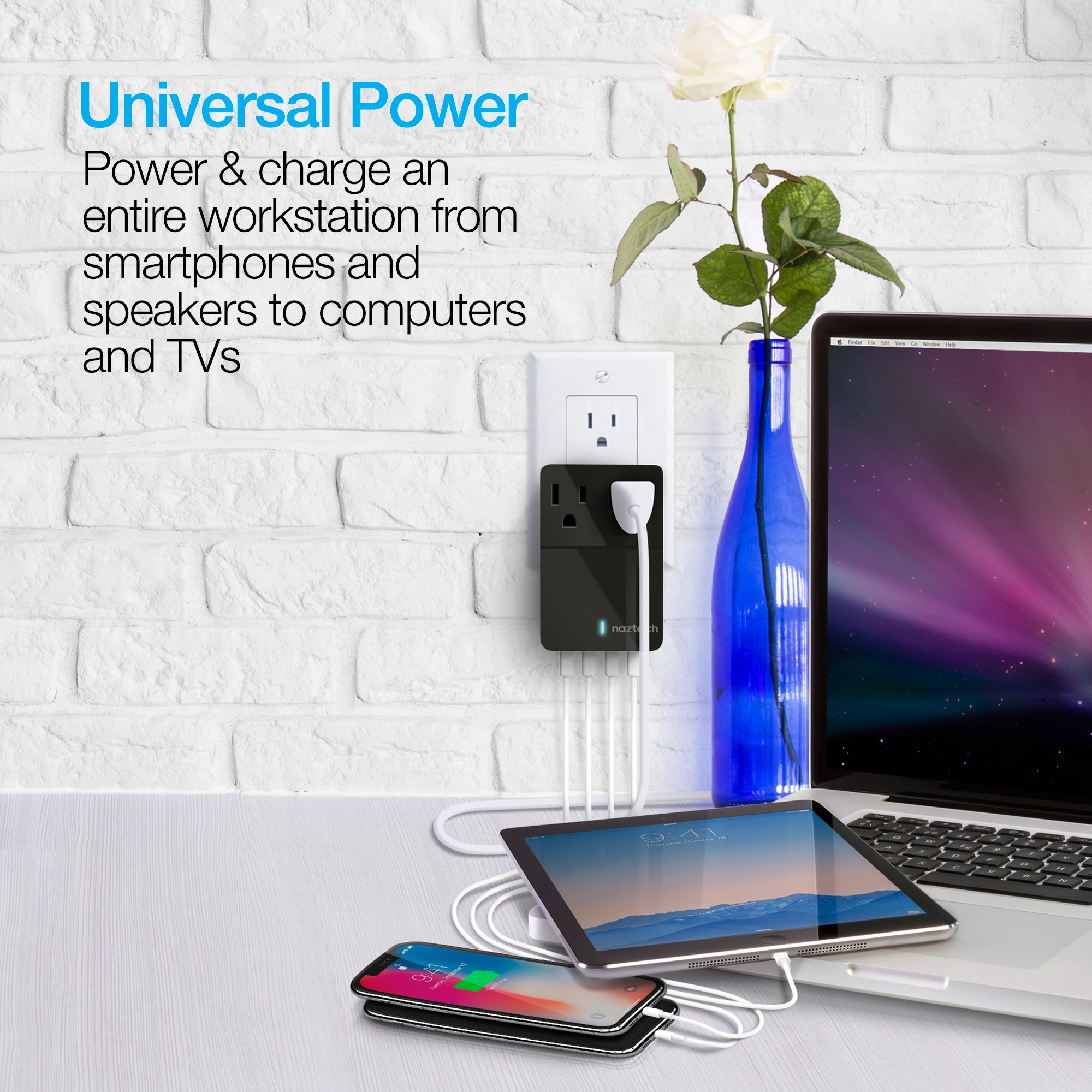 Fast Multi-Device Charger