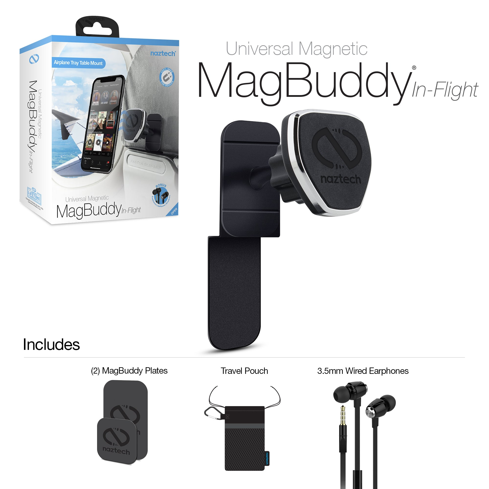 MagBuddy In-Flight