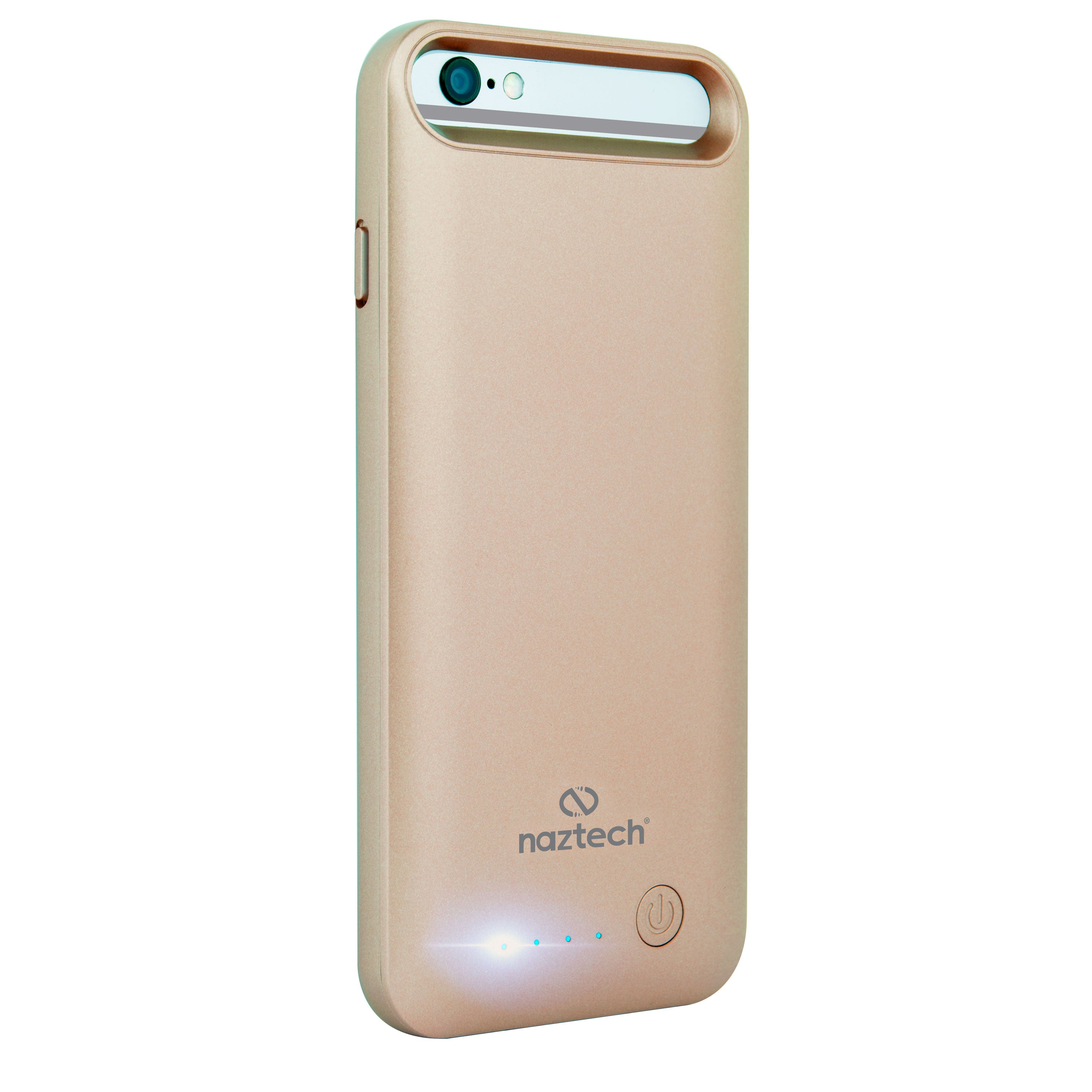 Apple Certified Power Case for Apple iPhone 6 & 6s - Gold LE