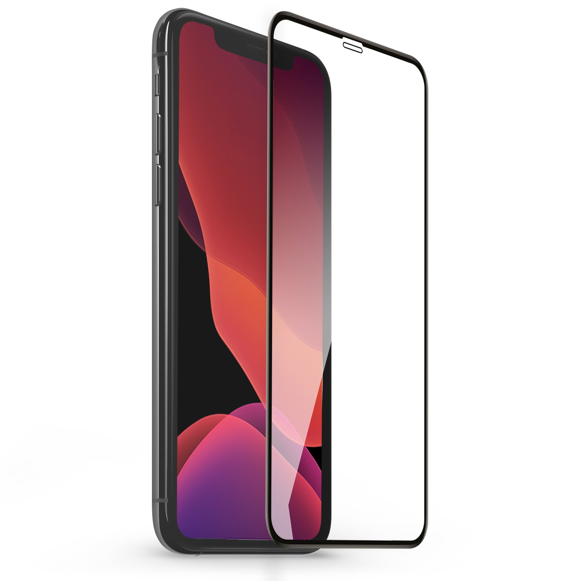 IntelliShield 3D Tempered Glass for iPhone 11 / XR
