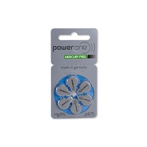 PowerOne MF Batteries Size 675