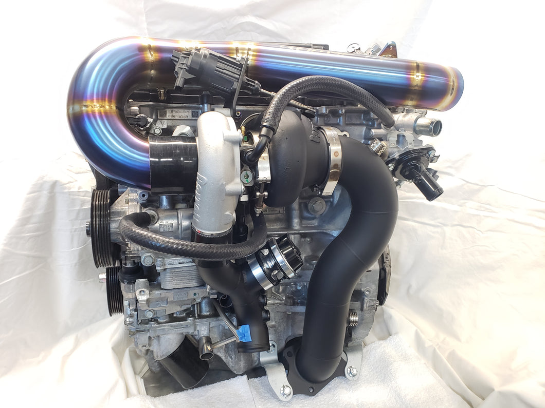 Rampage G25-550 Turbo Kit