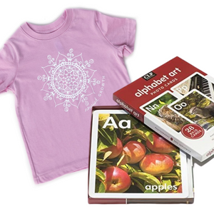 ABC & Toddler Tee Bundle (provides 20 meals for kids)