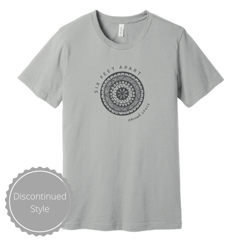 Unisex Nourish Space Crew T-shirt (provides 12 meals)