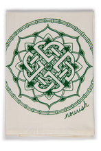 Load image into Gallery viewer, Celtic Knot  Kitchen Towel (provides 6 meals)