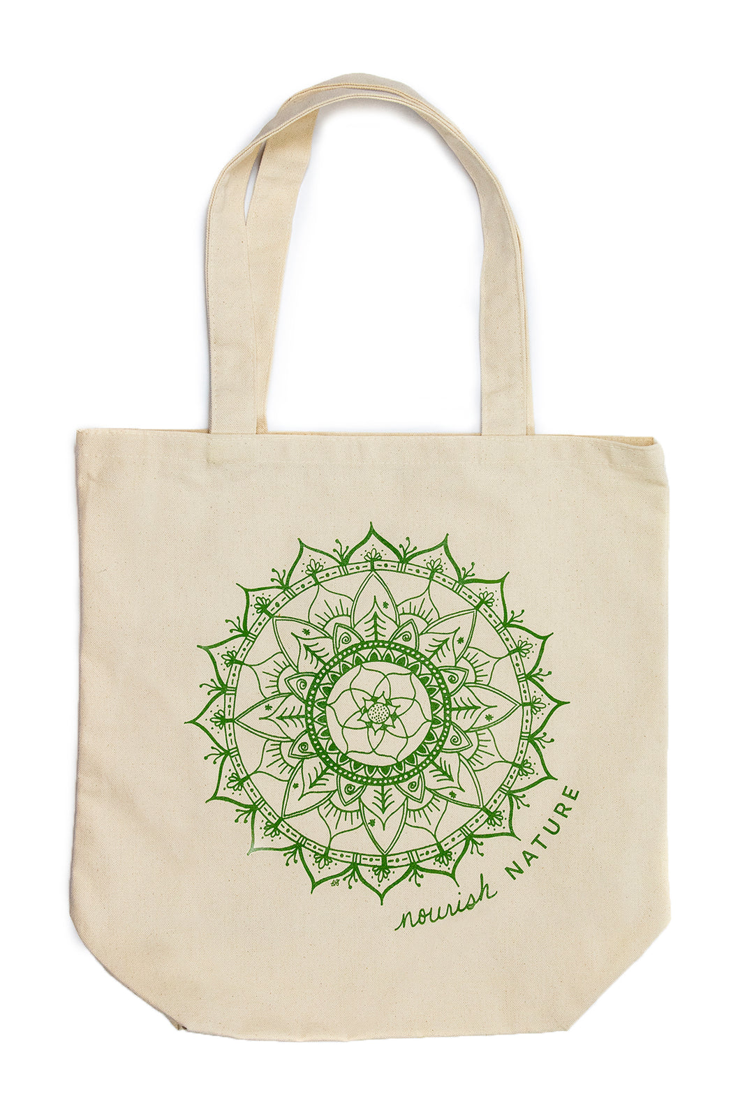 Nourish Nature Grocery Tote (provides 8 Meals)
