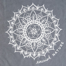 Load image into Gallery viewer, Nourish Nature Long-Sleeved Crew, Steel Gray (provides 14 meals)