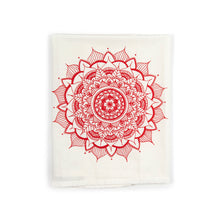 Load image into Gallery viewer, Mandala Kitchen Towel (provides 6 meals)