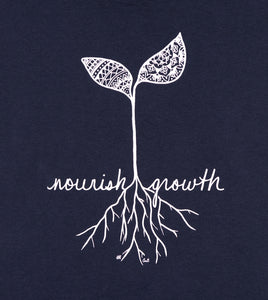Women's Nourish Growth Scoop Neck T-Shirt (provides 12 meals)
