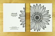 Load image into Gallery viewer, Flower Note Card Set (provides 8 meals)