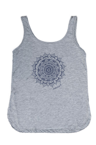Nourish Drapey Tank - Grey (provides 8 meals)