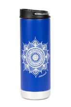 Load image into Gallery viewer, Insulated Mandala Bottle (provides 14 meals)