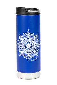 Insulated Mandala Bottle (provides 14 meals)