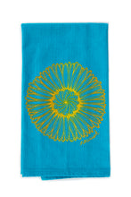 Load image into Gallery viewer, Daisy Mandala Kitchen Towel (provides 6 meals)