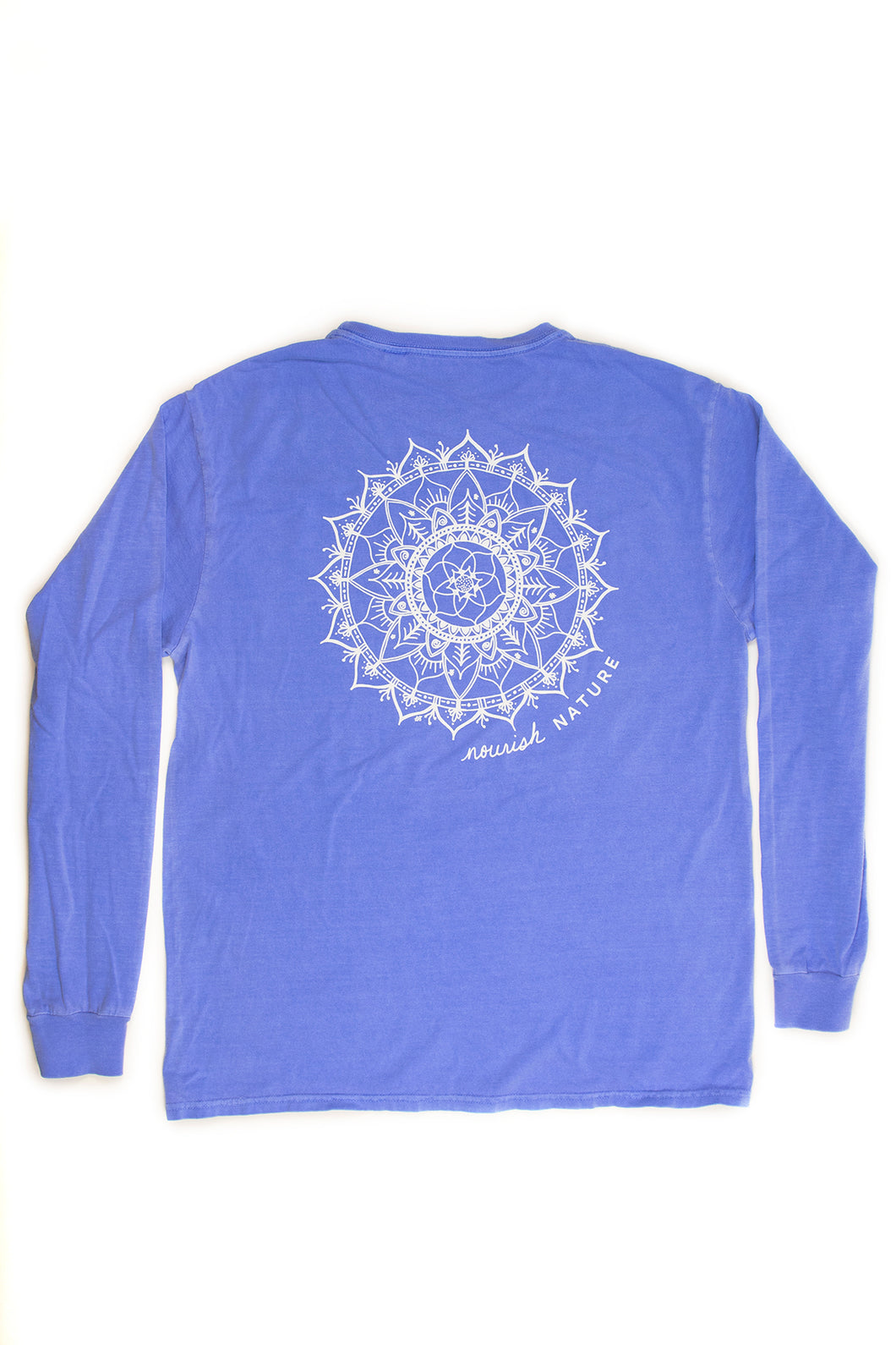 Nourish Nature Long-Sleeved Crew, Peri (provides 14 meals)
