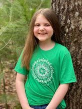 Load image into Gallery viewer, Kid's Nourish Nature T-Shirt (provides 7 meals)