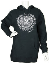 Load image into Gallery viewer, Slate Blue Hooded Sweatshirt (provides 20 meals)