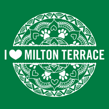 Load image into Gallery viewer, Milton Terrace Kids' T-Shirt (provides 8 meals)