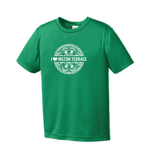 Milton Terrace Kids' Athletic T-Shirt (provides 8 meals)