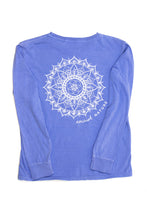 Load image into Gallery viewer, Unisex Nourish Nature Long-Sleeved Crew, Peri (provides 14 meals)