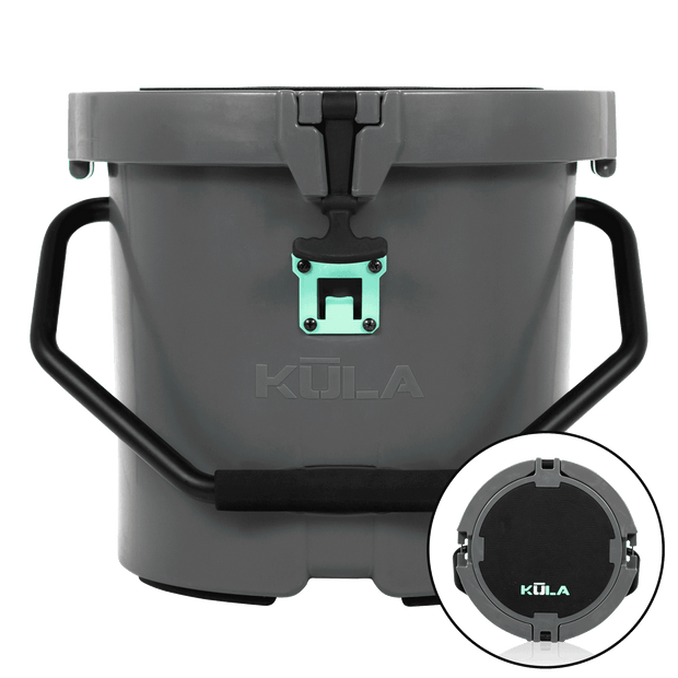 KULA 5 Gallon Cooler Graphite