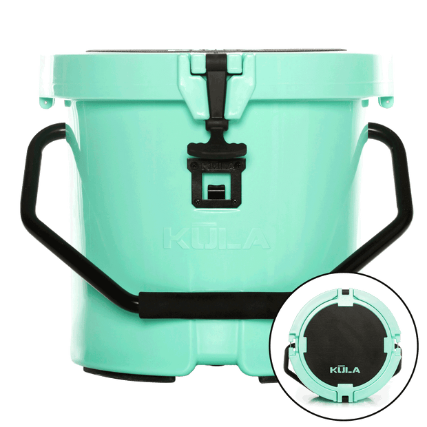 KULA 5 Gallon Cooler Seafoam