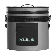 KULA Softy 5 Gallon Soft Cooler Grey