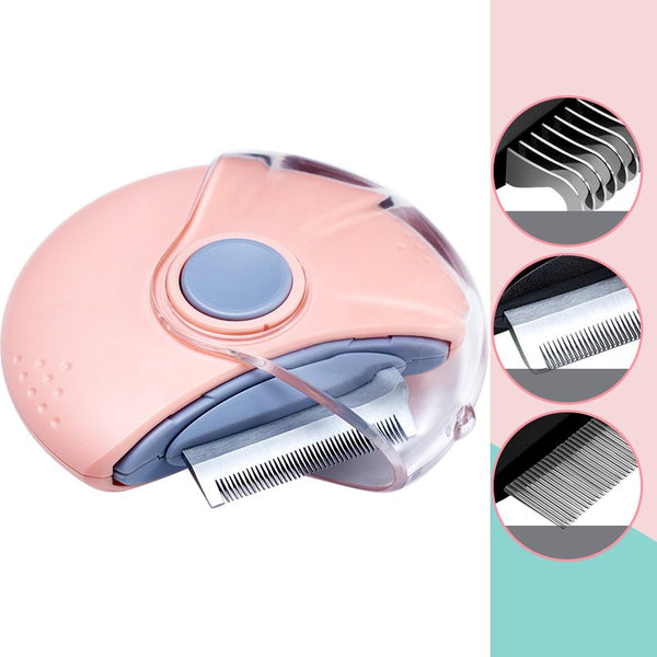 Pet Cat Comb  Shave Float Comb