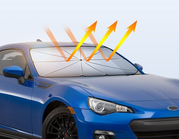 Windshield Sun-proof  Umbrella-Easy, Fast & Efficient Automobile Sunshade