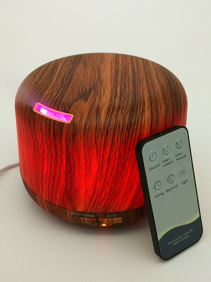Aromatherapy diffuser for Essential Oils with Remote - GIFT4U