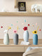 Nordic Morandi Color Ceramic Mini Flower Vase Home Decor Handcrafts Matte Texture 003 - GIFT4U