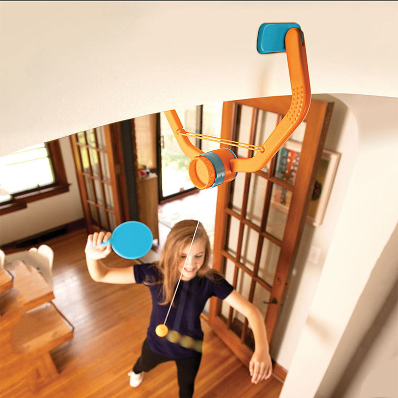 Fat Brain Toys: domowy ping pong Door Pong