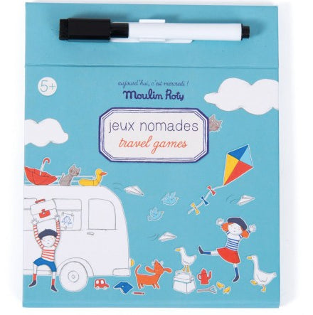 Moulin Roty: gry podróżne Travel Games