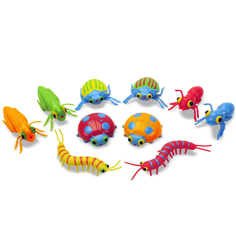 Melissa and Doug: robaczki do zabawy Bag of Bugs