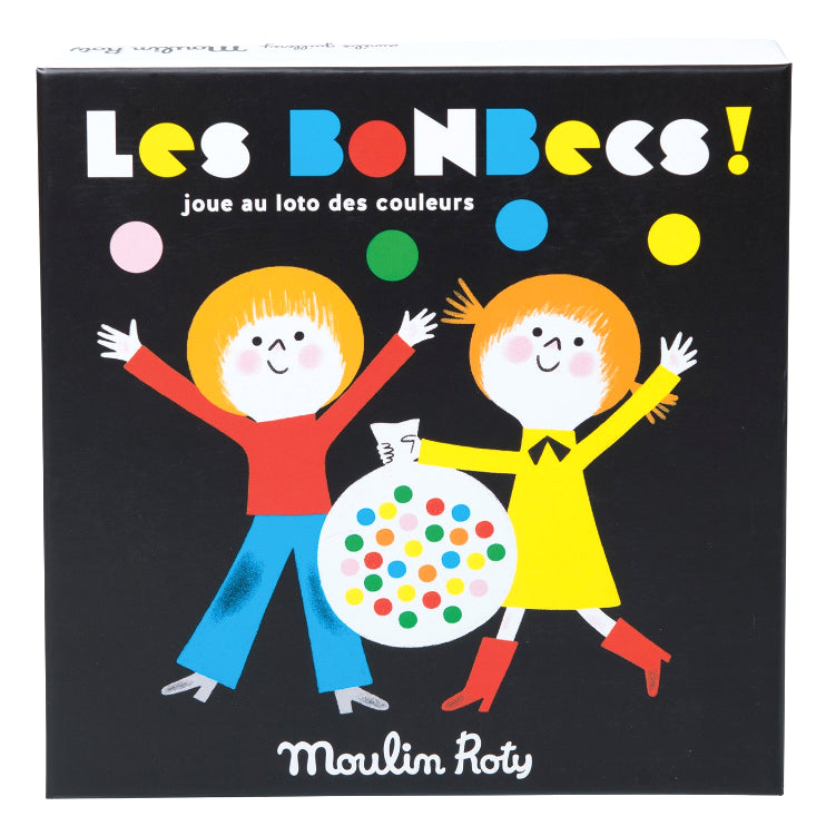 Moulin Roty: gra Candy Lotto Les Bambins